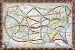 ticket to ride plancia