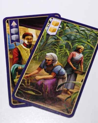 Century via delle spezie carte