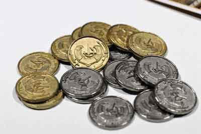 Century via delle spezie monete