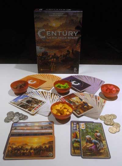 Century via delle spezie