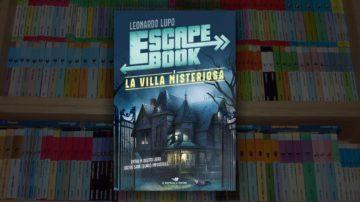 escape book villa misteriosa