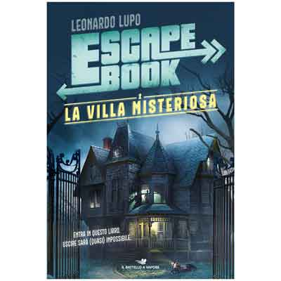 Escape Book: la villa misteriosa