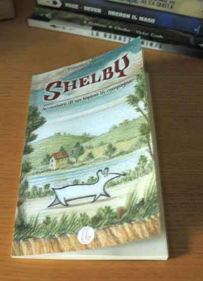 shelby librogame