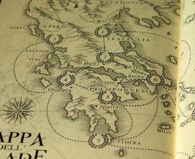 autolico mappa ellade particolare