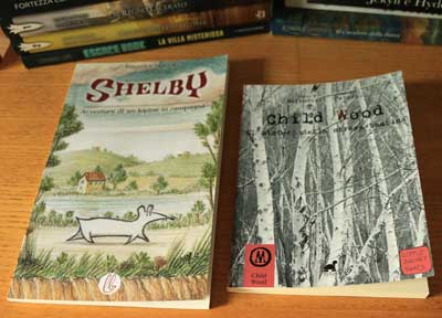 child wood vs shelby