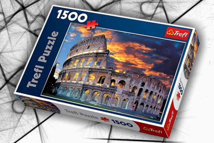 colosseo puzzle