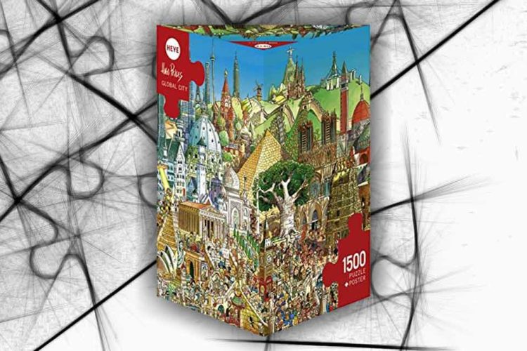 global city puzzle