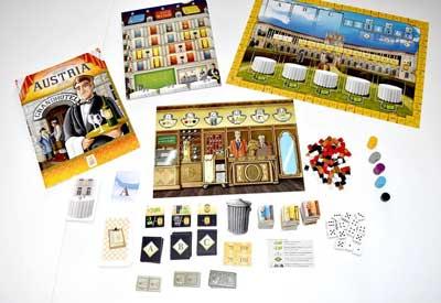 grand austria hotel gioco scatola