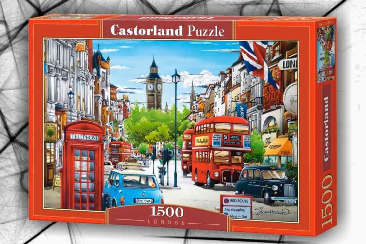 londra puzzle