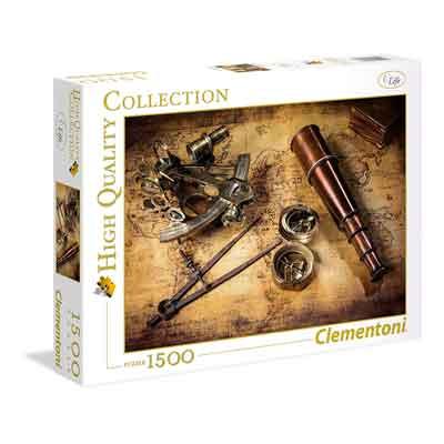 mappa tesoro puzzle 1500 pezzi