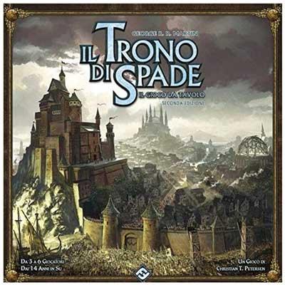 Il Trono di Spade: Il Gioco da Tavolo 2°a Edizione