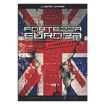 migliore librogame fortezza europa-londra