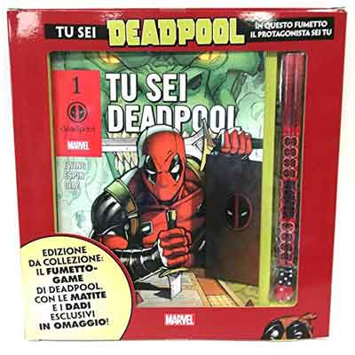 Tu sei Deadpool!