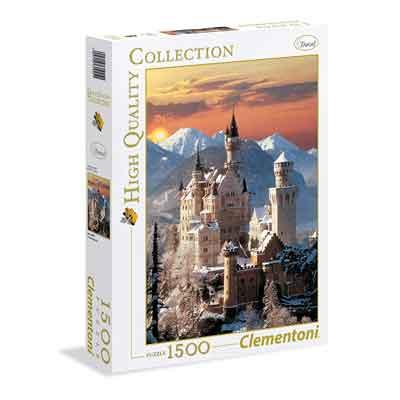 moint sain michele puzzle 1500 pezzi