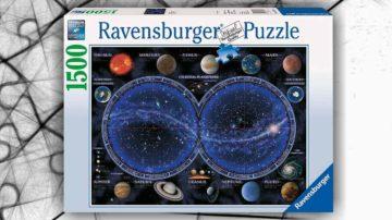 planisfero celeste puzzle