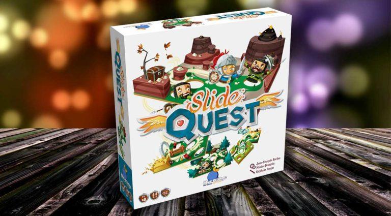 Slide Quest, uno sdrucciolevole gioco collaborativo di abilità