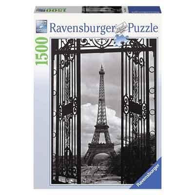 Parigi e la Torre Eiffel Puzzle
