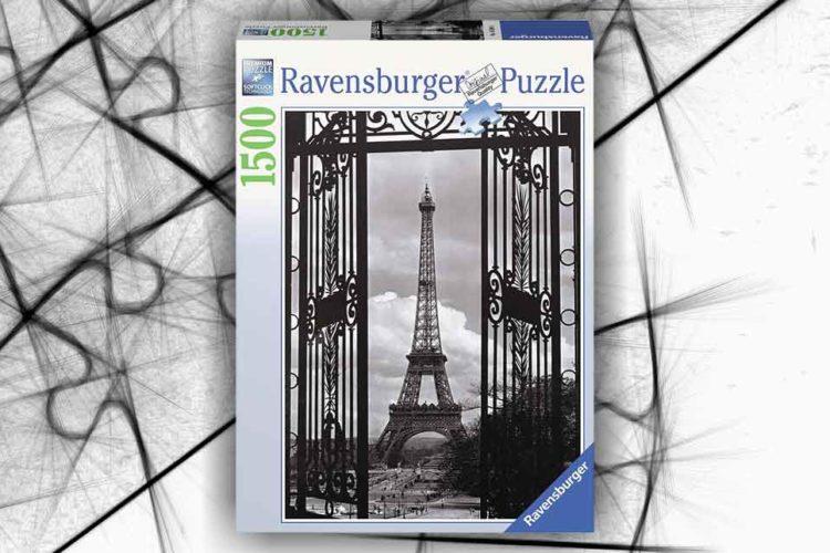 torre eiffel puzzle