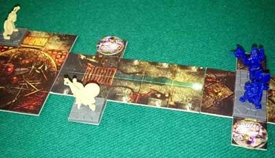dungeon saga missione re nani gioco tavola