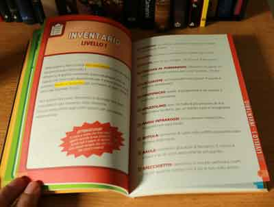 escape book geronimo stilton istruzioni