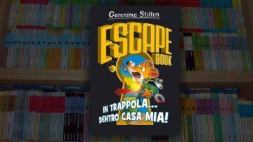 geronimo stilton escape book