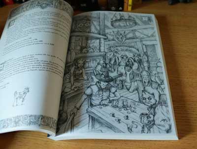katakumbas illustrazioni
