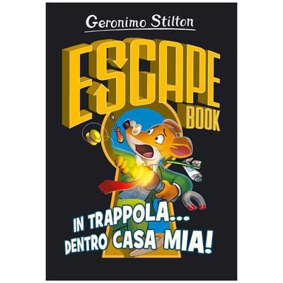 In trappola... dentro casa mia! Escape book