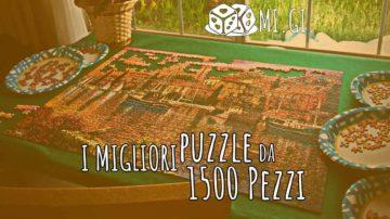 migliori puzzle 1500 pezzi