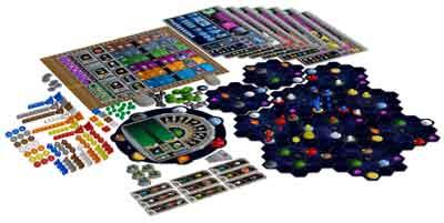 progetto gaia materiale gioco