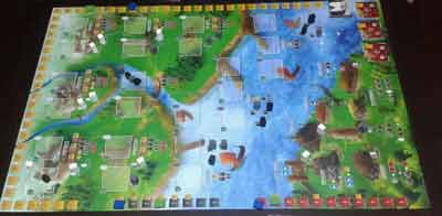 raiders of the north sea gioco scatola