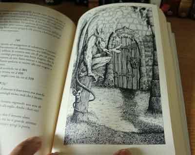 blood sword regno wyrd illustrazioni