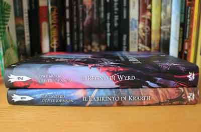 blood sword regno wyrd librogame