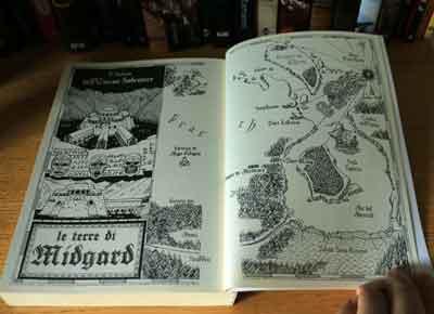 blood sword regno wyrd mappa midgard