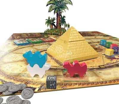 camel up gioco scatola