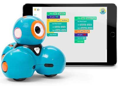 dash robot gioco programmazione