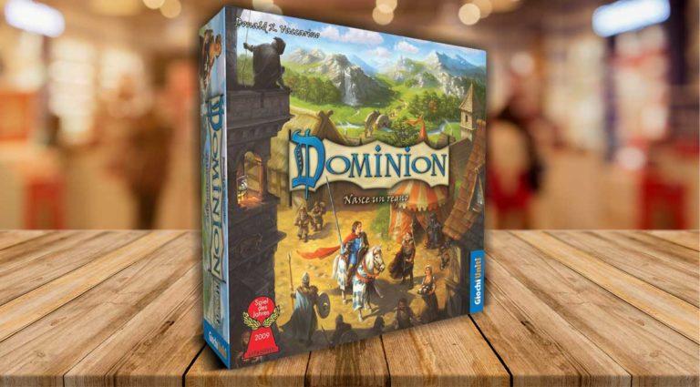 Dominion: il re tra i giochi da tavolo di deck-building
