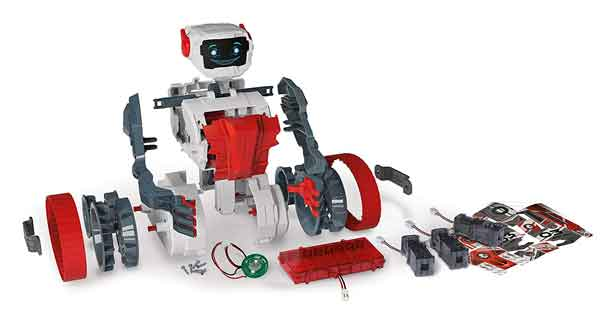 evolution robot pezzi