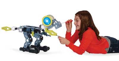 meccanoid g15 robot dinosauro