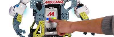 meccanoid g15 robot interfaccia fisica