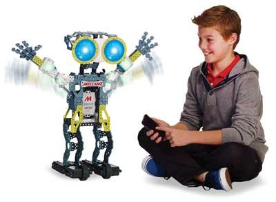 meccanoid g15 robot movimenti