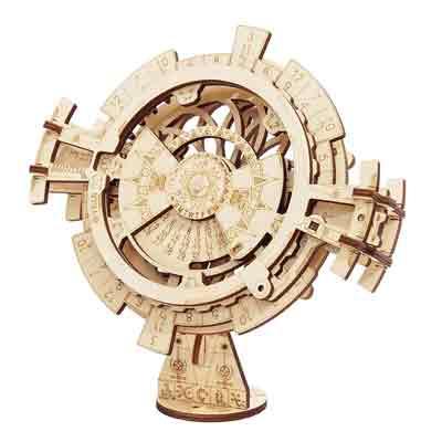 migliore puzzle 3d calendario perpetuo