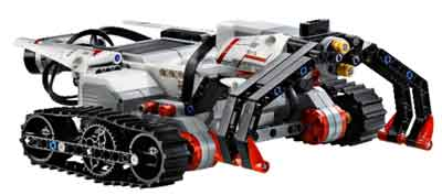 mindstorm robot ev3 veicolo chela