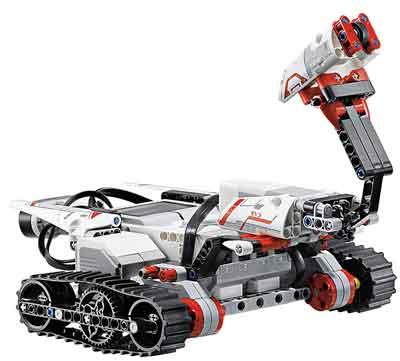 mindstorm robot ev3 veicolo