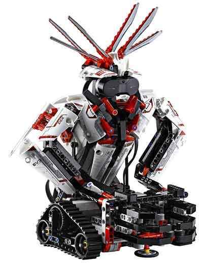 mindstorm robot lego transformazione