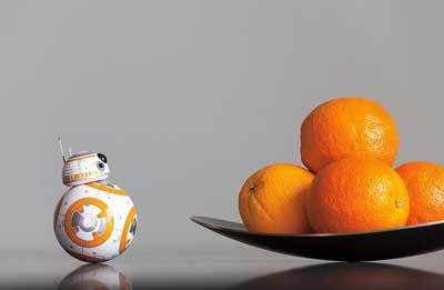 sphero BB8 robot gioco star wars