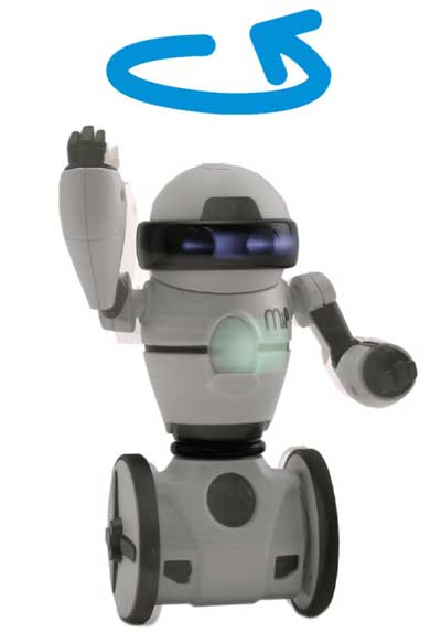 wowwee mip robot giocattolo