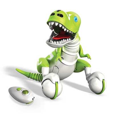 zoomer dinosauro robot bambino