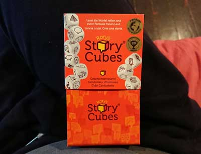 story cubes confezione