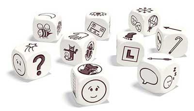 story cubes dadi