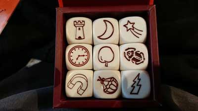story cubes gioco società